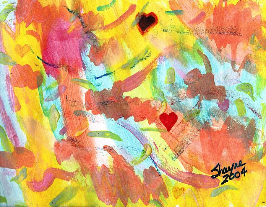 Original Watercolor Painting - The Dance Of Spring by Susan Schanerman
