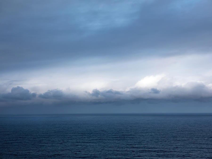 The Deep Blue Sea by Rebecca Cozart