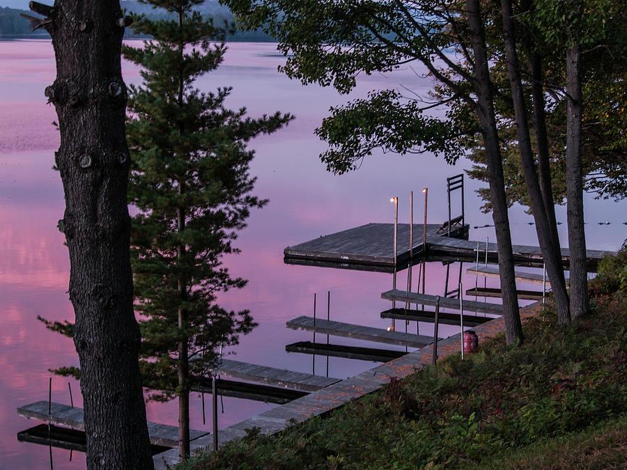 The Docks by Stewart Helberg