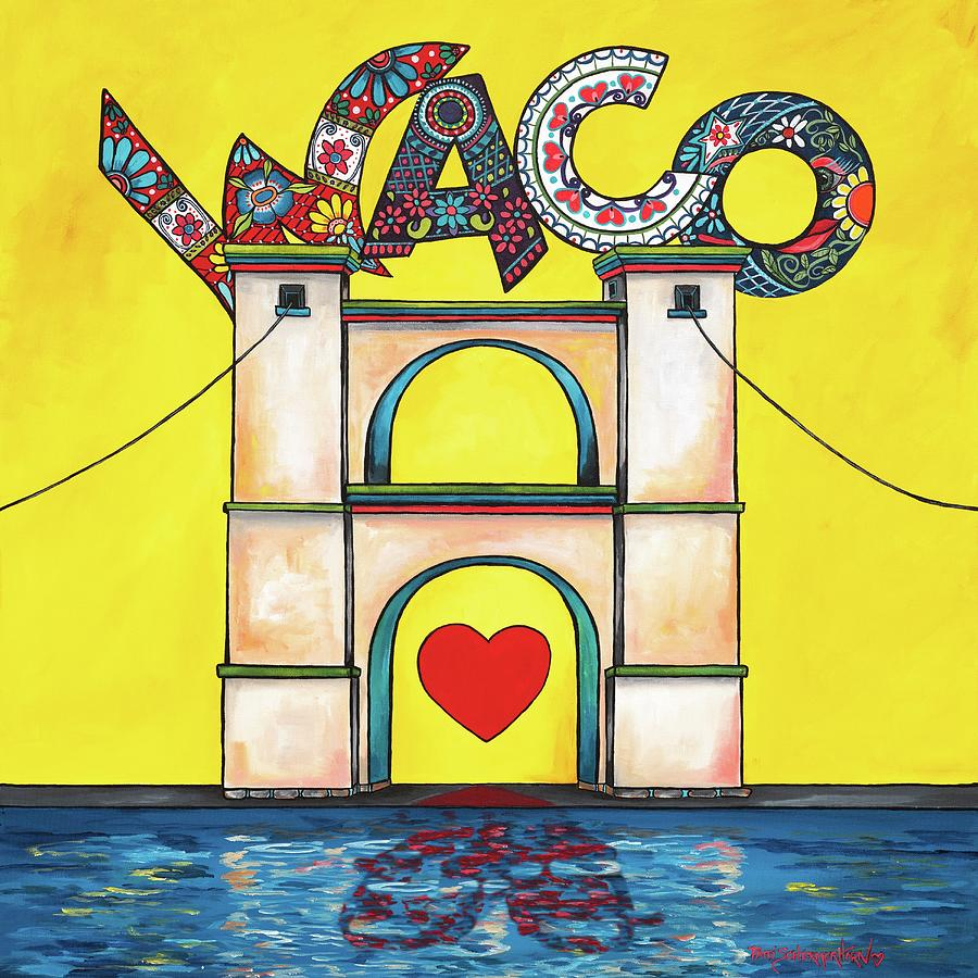 The Heart of Waco by Patti Schermerhorn