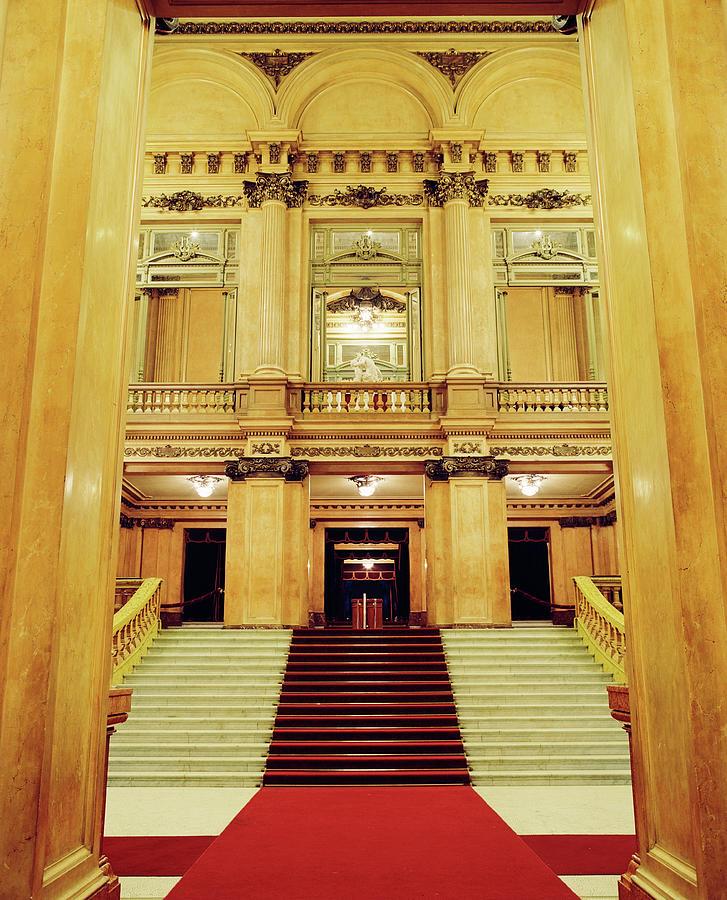 The Interior Of Teatro Colon Opera Photograph by Joao Canziani