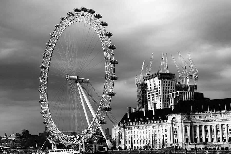 The London Eye by Aidan Moran