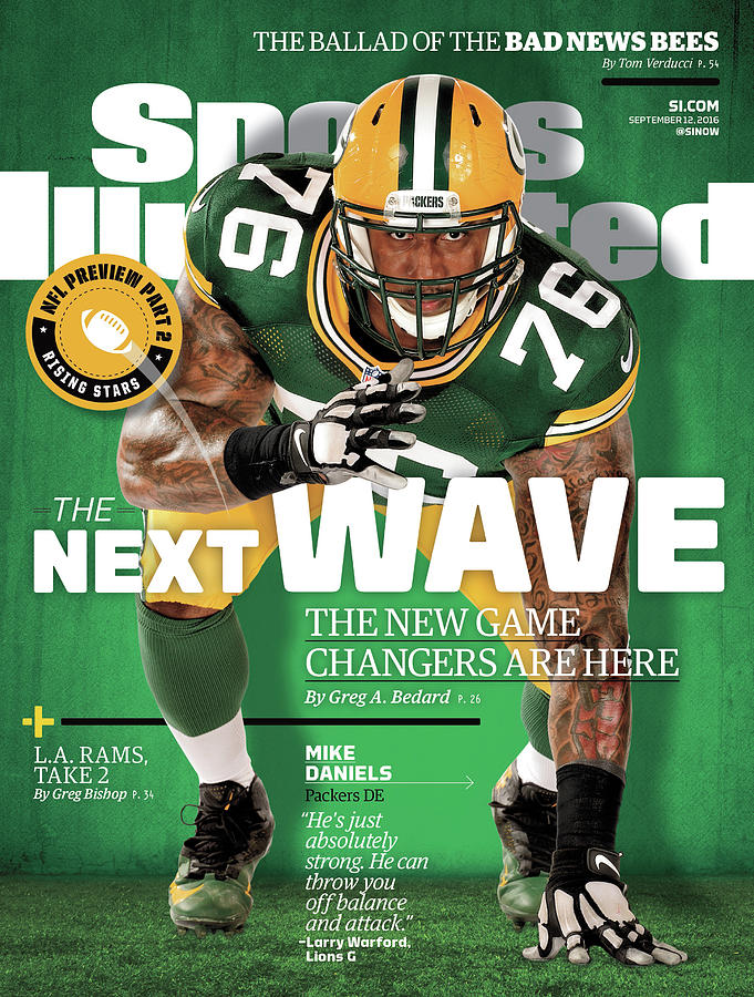 The Next Wave The New Game Changers Are Here Sports Illustrated Cover Photograph by Sports Illustrated