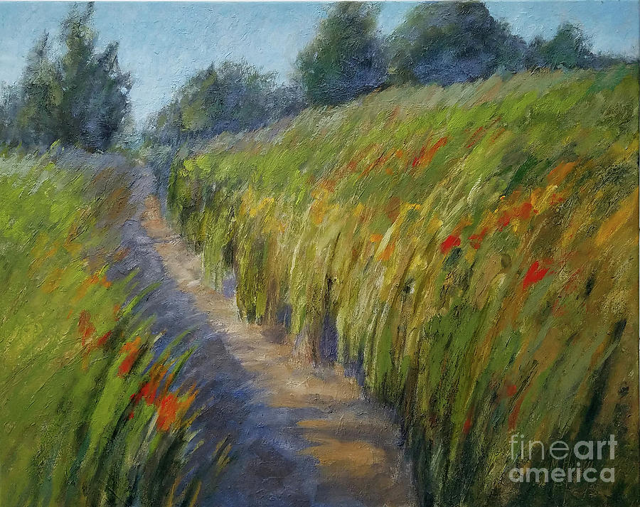 The Path by Mary Hubley