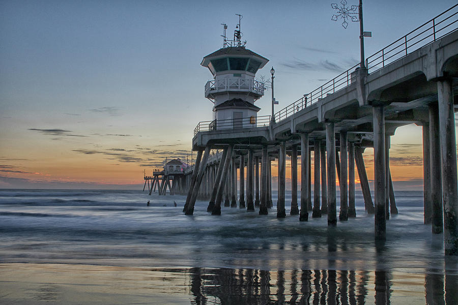 The Pier by Tom Kelly