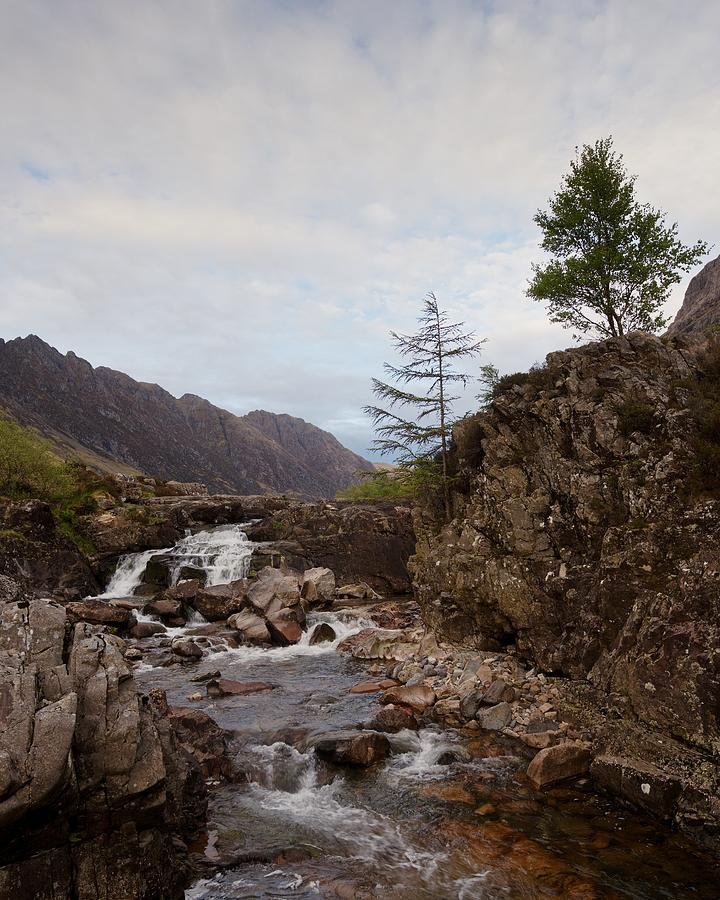 The River Coe by Stephen Taylor