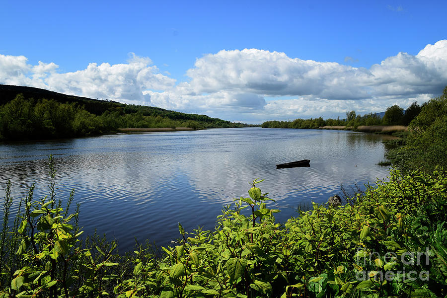 The River Suir at Fiddown by Joe Cashin