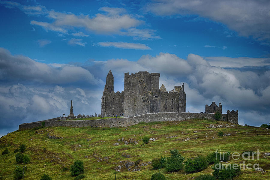 The Rock of Cashel by Joe Cashin
