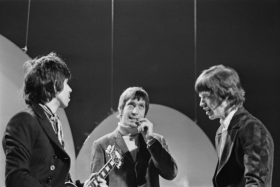 The Rolling Stones 1 Photograph by Larry Ellis