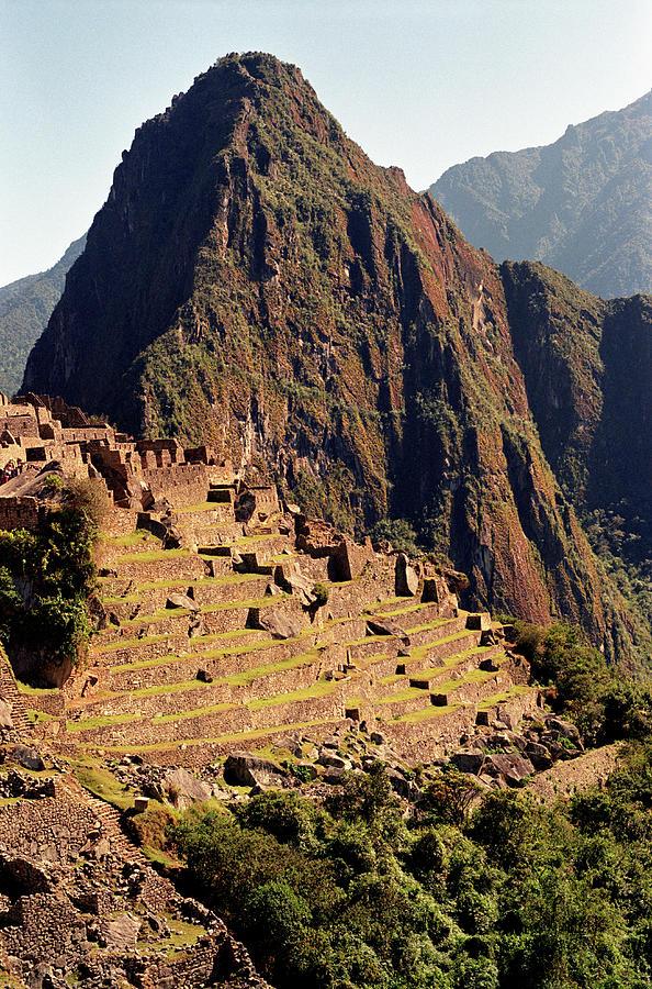 The Ruins Of Machu Picchu, Peru, Latin Photograph by Brian Caissie