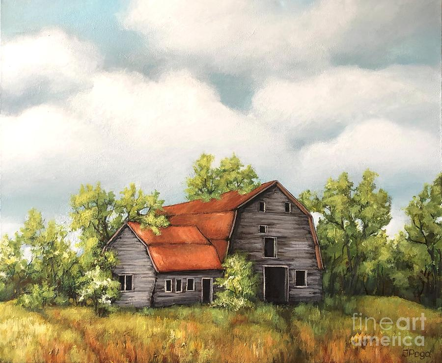 The same old barn by Inese Poga
