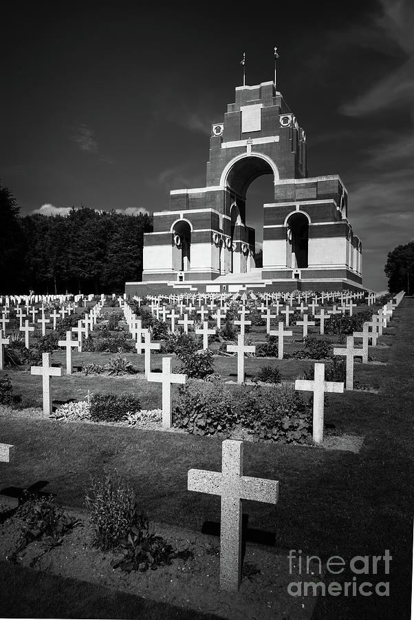 The Sir Edwin Lutyens Thiepval Memorial by Peter Noyce