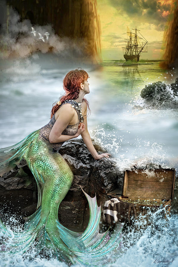 The Siren's Song by Diana Haronis