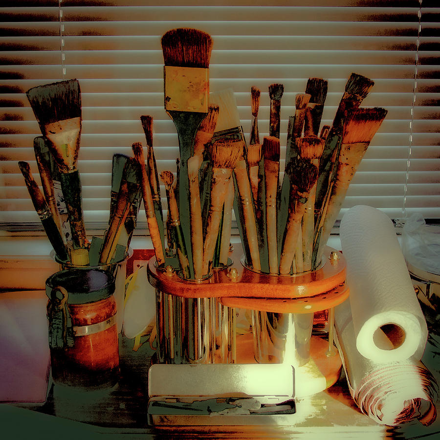 The Tools of an Artist by David Patterson