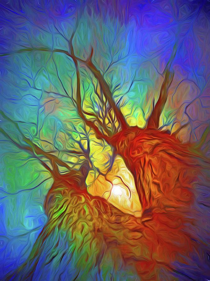 The Tree of Hearts by Tara Turner