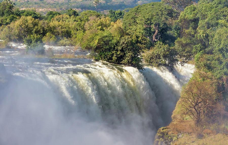 The Victoria Falls Zimbabwe Africa