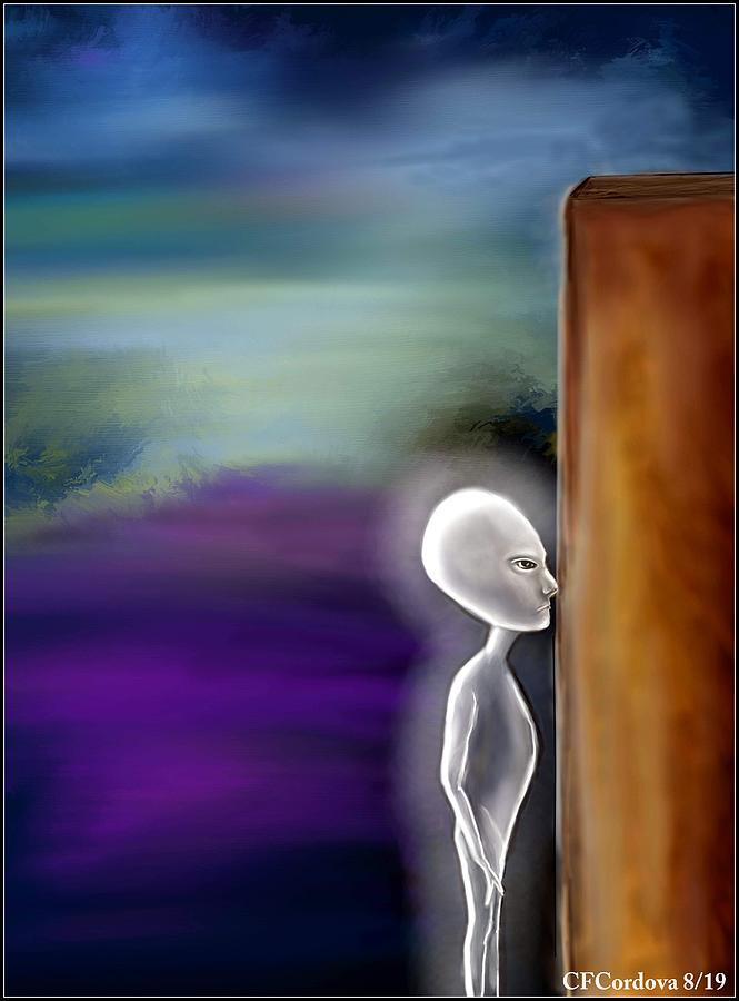 The Visitor by Carmen Cordova