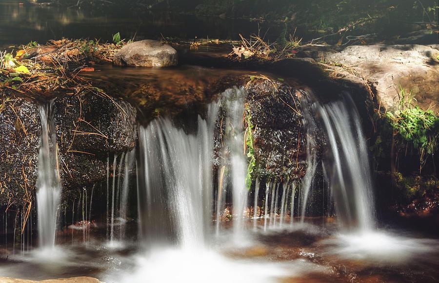 The Waterfall  by Saija Lehtonen