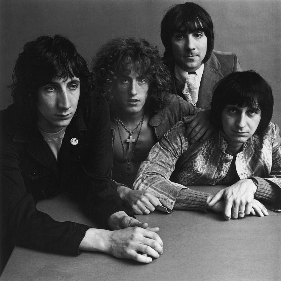 The Who Photograph by Jack Robinson