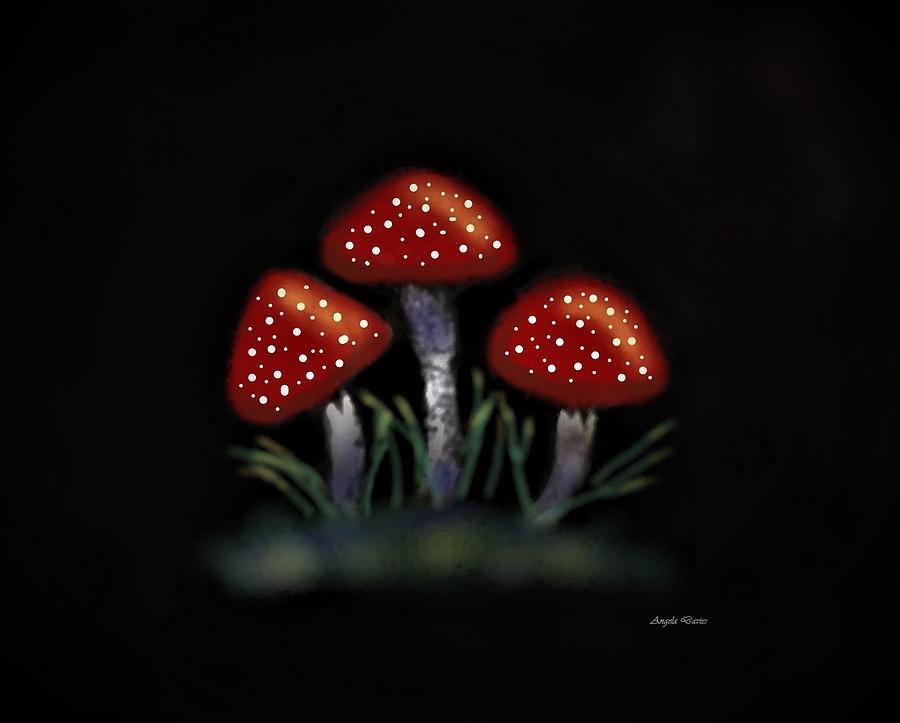 Three by Angela Davies