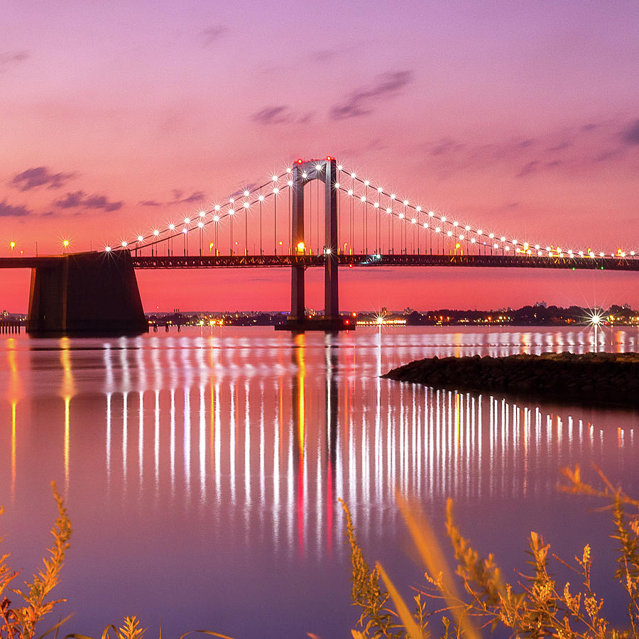 Throgs Neck Bridge by John Randazzo