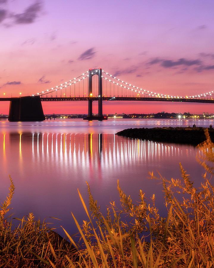 Throgs Neck Sunset by John Randazzo