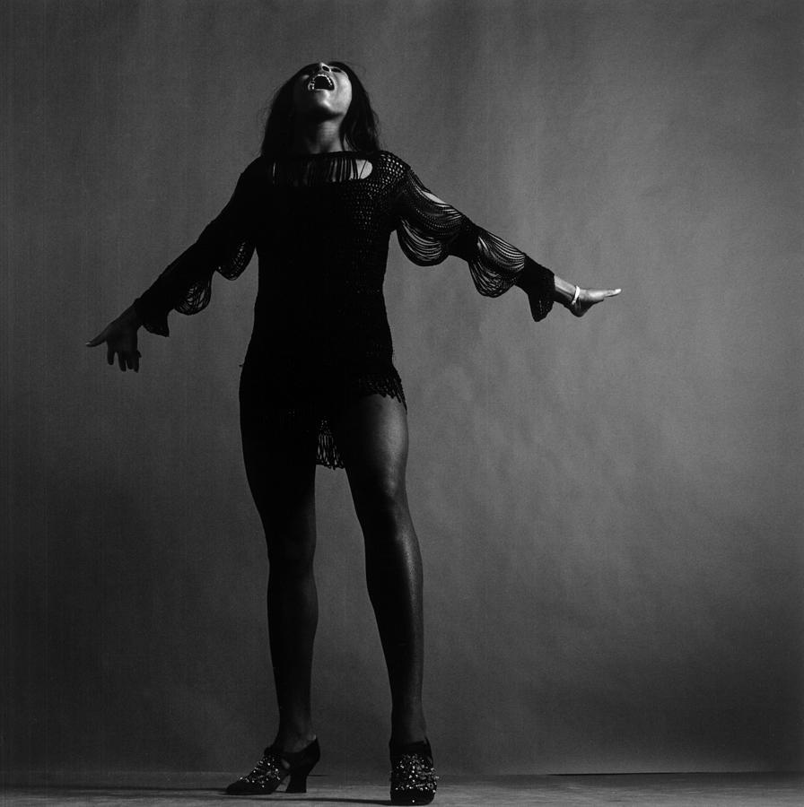 Tina Turner Photograph by Jack Robinson