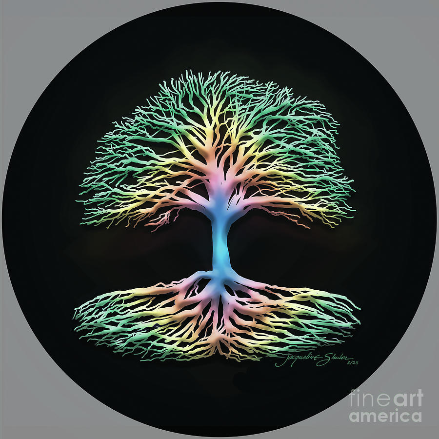 Tree of Life by Jacqueline Shuler