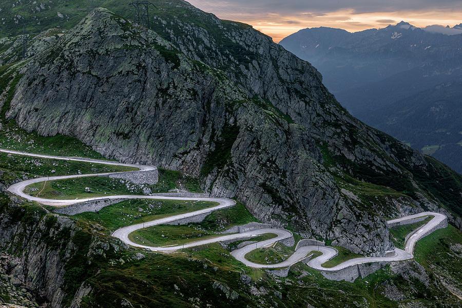 Tremola - Switzerland by Joana Kruse