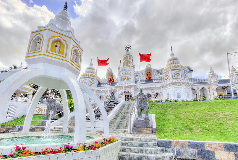 Triveni Mandir, Trinidad by Nadia Sanowar