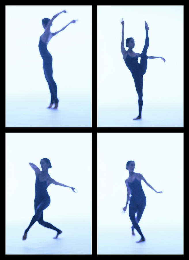 Tungsten Shot Of Four Different Photograph by George Doyle