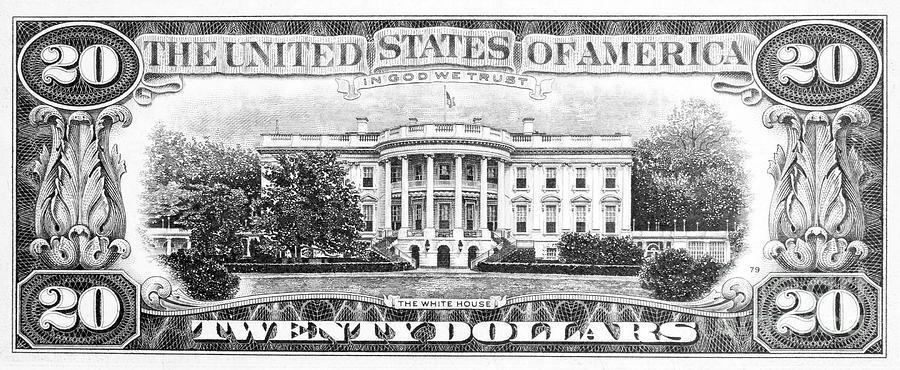 TWENTY DOLLAR BILL by Granger