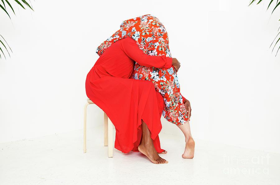 Two Women Hugging Photograph by Tara Moore
