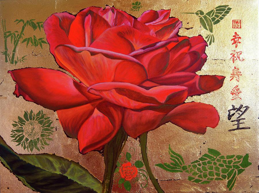 Unconscious Beauty by Thu Nguyen