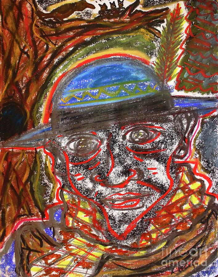 Untitled III by Odalo Wasikhongo