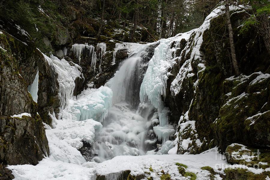 Upper Bosumarne Falls by Rod Wiens