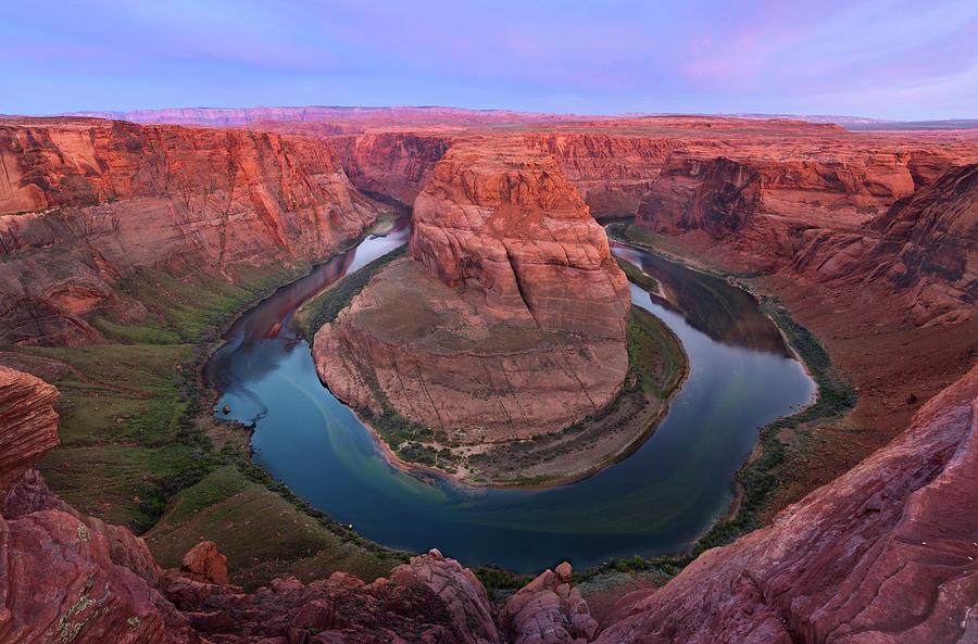 Arizona Photograph - Usa, Arizona Colorado River Flows by Jaynes Gallery