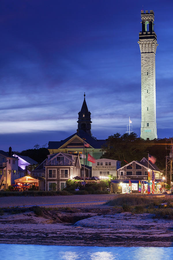 Usa, Massachusetts, Cape Cod Photograph by Walter Bibikow