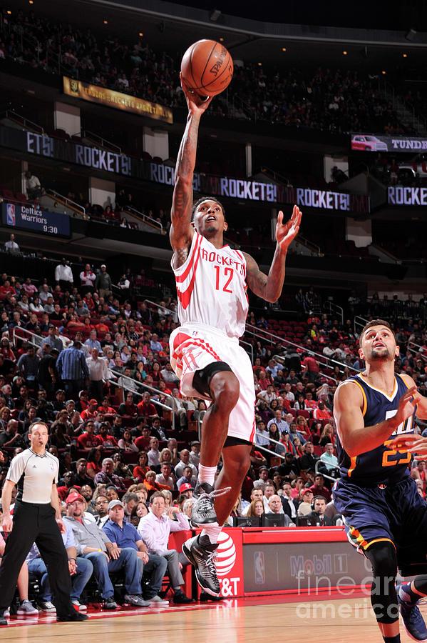Utah Jazz V Houston Rockets Photograph by Bill Baptist