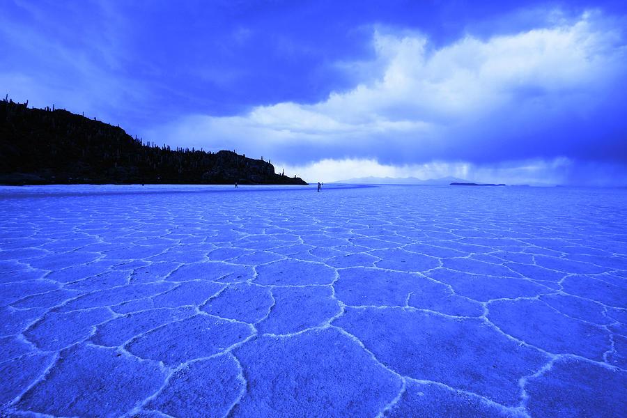 Uyuni Salt Flats, Bolivia by Aidan Moran