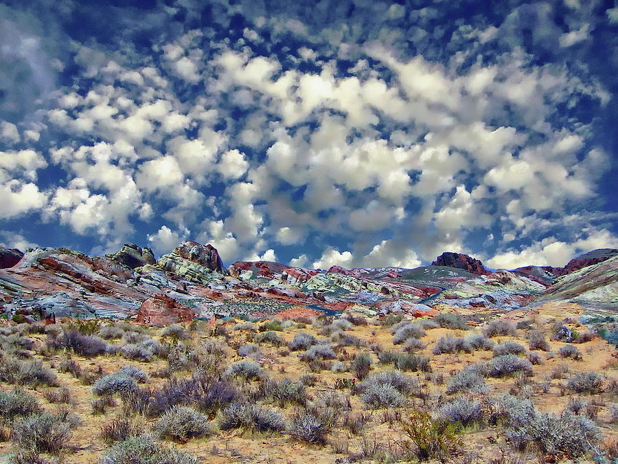 Valley of Fire by Anthony Dezenzio
