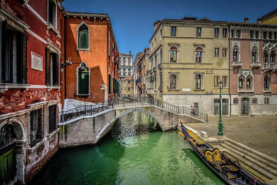 Venice Bridge by Bill Howard