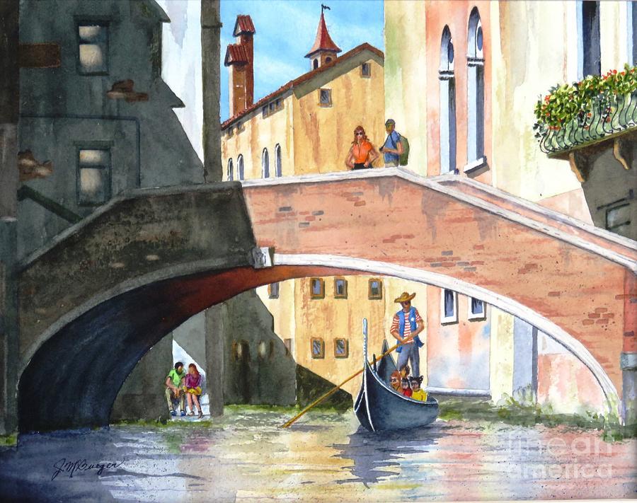 Venice by Joseph Burger