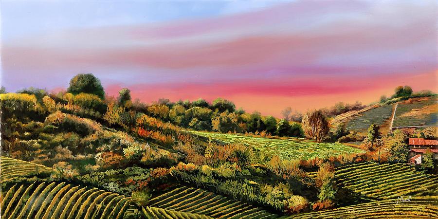 Vigne Allalba Painting