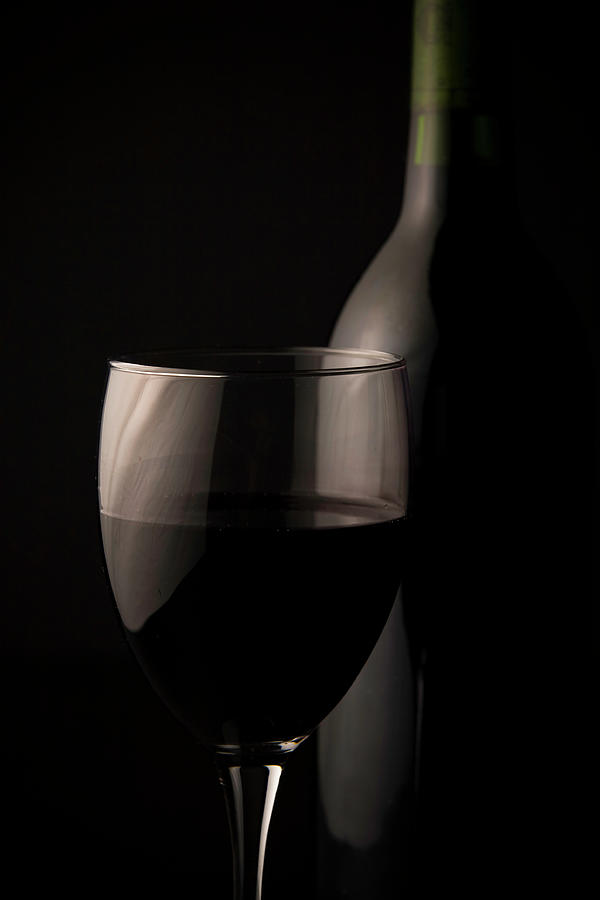 Vino Photograph by Halbergman