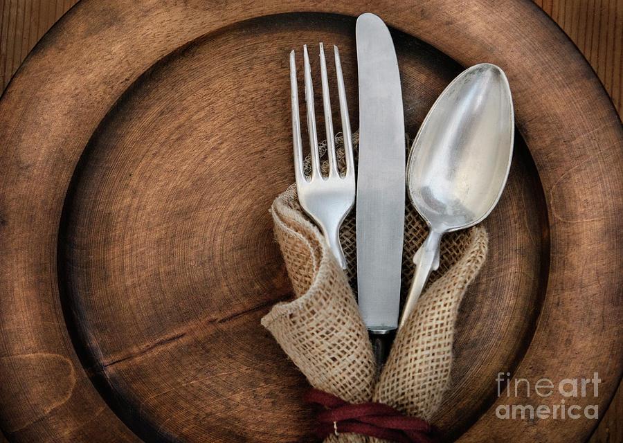 Vintage silverware by Jelena Jovanovic