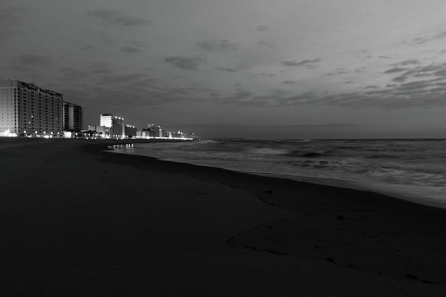Virginia Beach Ocean Front by Pete Federico