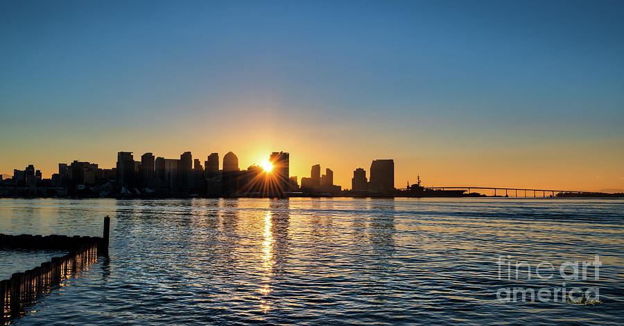 Wake Up, San Diego by David Levin