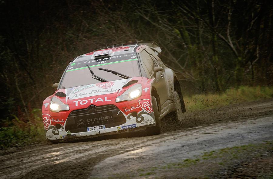 Wales Rally 2016 Photograph