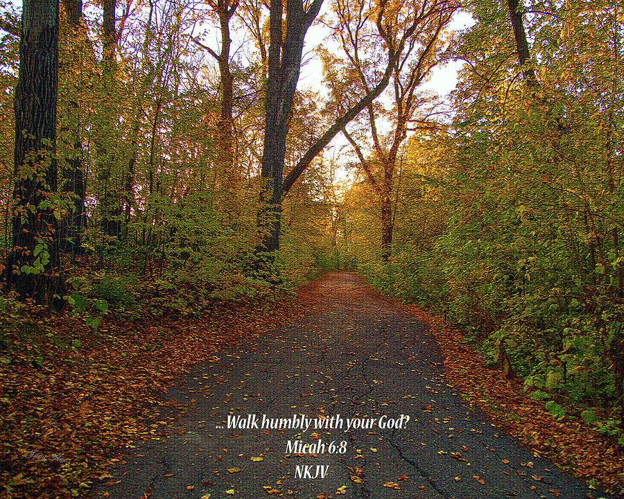 Walk Humbly by Jana Rosenkranz